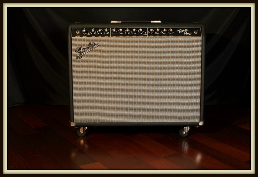 Fender Pro Tube Series Twin