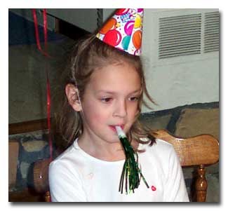 Lauren McCoy - 8th Birthday