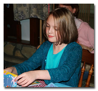 Lauren McCoy - 10th Birthday