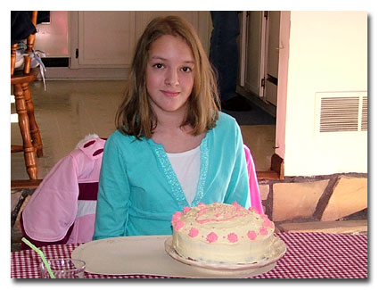 Lauren McCoy - 12th Birthday