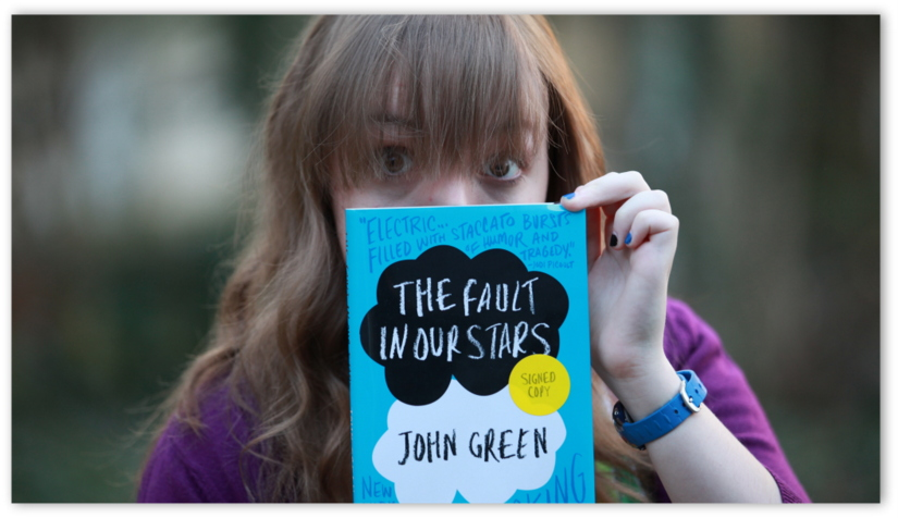 ...of The Fault In Our Stars.