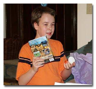 Ryan McCoy - 12th Birthday