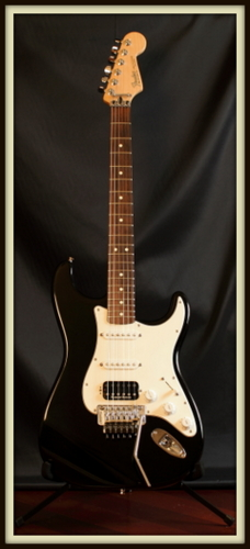 Custom Fender Fat Stratocaster
