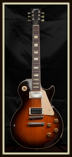 Custom Gibson Les Paul