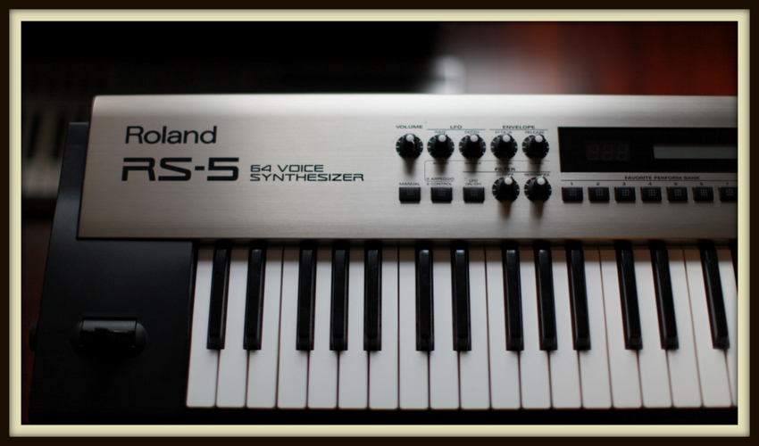 Roland RS-5 Keyboard