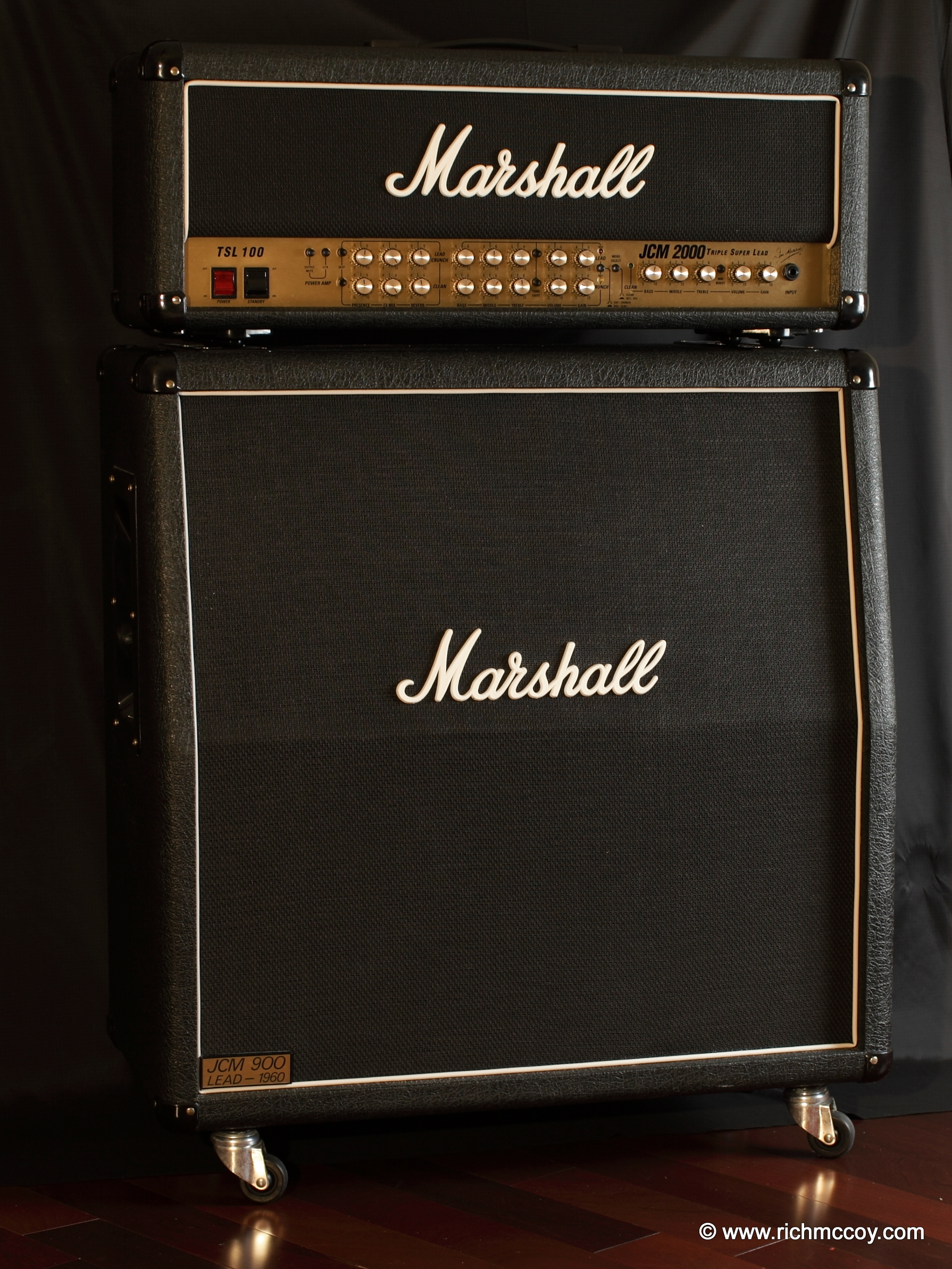 Rich McCoy's Guitars & Amps Photo Gallery